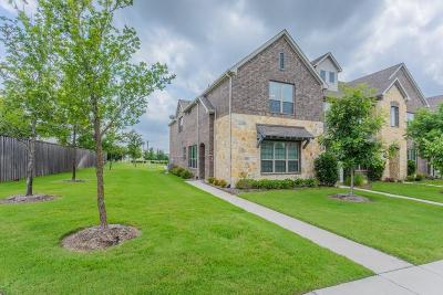 McKinney Townhouse For Sale: 2201 Jameson Lane