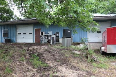 Corsicana Commercial For Sale: 508 N 16th Street