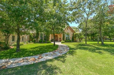 Aledo Single Family Home For Sale: 1421 Oaklawn Lane