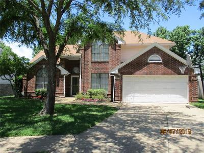 Grapevine Residential Lease For Lease: 4313 Kenwood Drive
