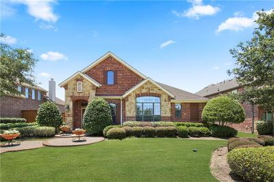 Frisco Single Family Home For Sale: 1681 Plateau Trail