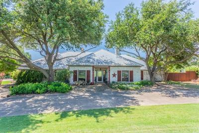 Denton County Single Family Home For Sale: 1485 Latigo Hills Road