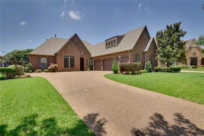 Mansfield Single Family Home For Sale: 2002 Stonebridge Court