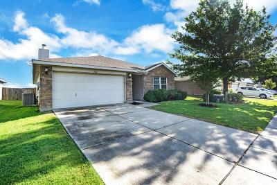 Anna Single Family Home For Sale: 1706 Pin Oak Trail