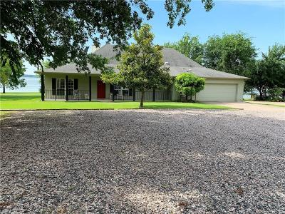 Kerens Single Family Home For Sale: 3510 Francisco Bay Drive