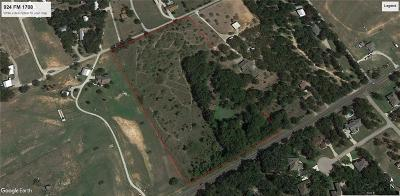 Parker County Residential Lots & Land For Sale: 924b Fm 1708