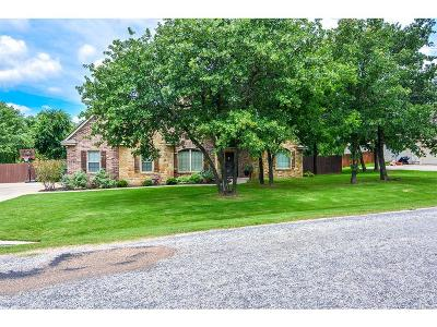 Stephenville Single Family Home Active Option Contract: 1075 Walking Horse Drive