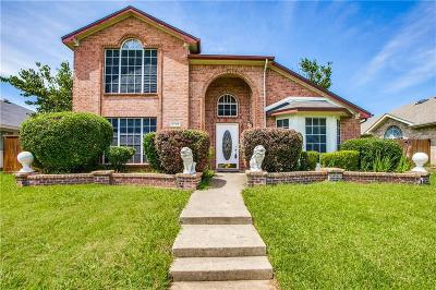 Rowlett Single Family Home For Sale: 7710 Tidewater Drive