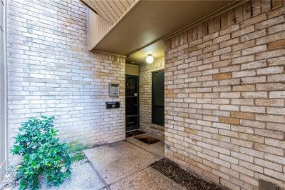 Garland Townhouse For Sale: 3125 Willowbrook Court