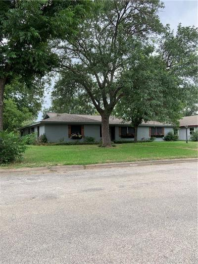 Brownwood Single Family Home For Sale: 2309 Elizabeth Drive