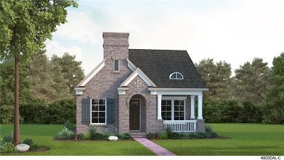 Mckinney Single Family Home For Sale: 7524 Stanhope Street