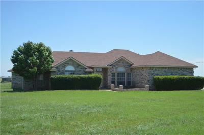 Archer County, Baylor County, Clay County, Jack County, Throckmorton County, Wichita County, Wise County Single Family Home For Sale: 8400 State Highway 79 N