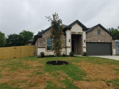 Grand Prairie Single Family Home Active Option Contract: 321 SW 17th Street