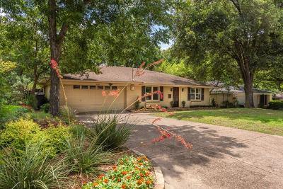 Single Family Home For Sale: 9818 Twin Creek Drive
