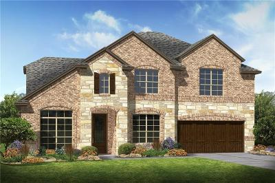 Collin County Single Family Home For Sale: 2506 Williamsburg Drive