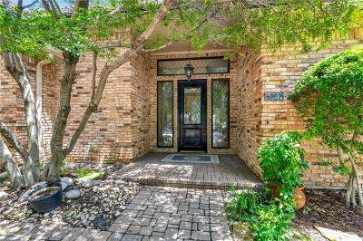Collin County Single Family Home Active Option Contract: 5727 Plumtree Drive