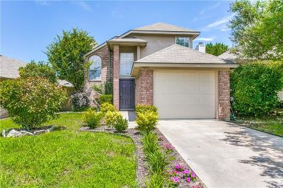 Denton County Single Family Home Active Option Contract: 1911 Lee Drive