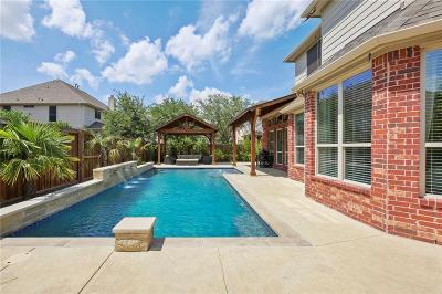 Tarrant County Single Family Home Active Option Contract: 2108 Alma Drive