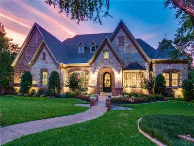 Keller Single Family Home Active Option Contract: 2409 Spyglass Court