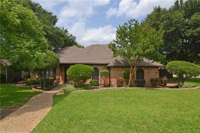 Single Family Home For Sale: 2002 Merrimac Trail