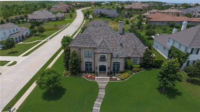 Fort Worth Single Family Home Active Option Contract: 4700 Saint Benet Court