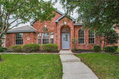 Allen Single Family Home For Sale: 1706 Bur Oak Drive