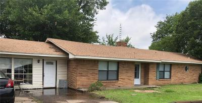 Wills Point Single Family Home For Sale: 204 E Corky Boyd Avenue