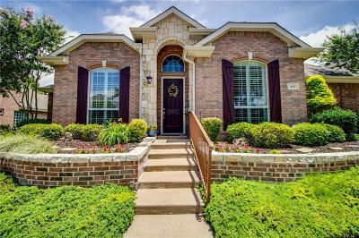 Rockwall Single Family Home For Sale: 668 Woodland Way
