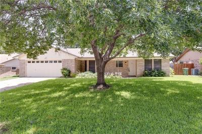 Grapevine Single Family Home Active Option Contract: 904 Kings Canyon Drive