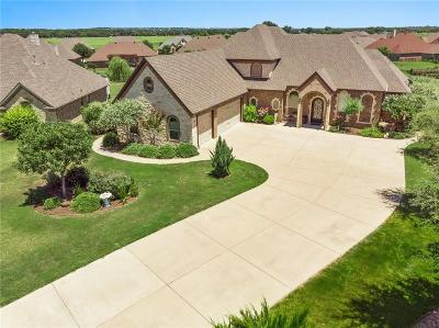 Granbury Single Family Home Active Option Contract: 3200 Steamers Court