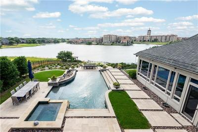 McKinney Single Family Home For Sale: 204 Falling Water Drive