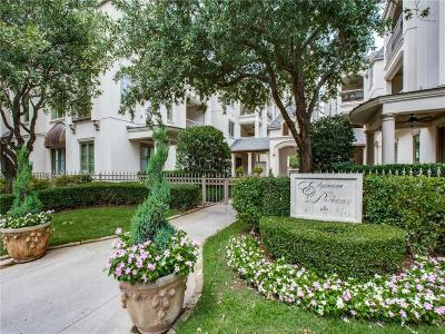 Dallas Condo For Sale: 8511 Edgemere Road #303