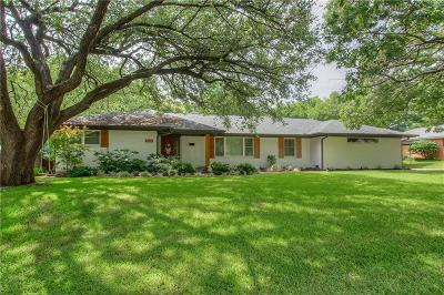 Fort Worth Single Family Home For Sale: 4224 Shannon Drive
