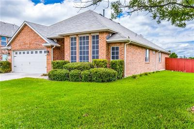 Sachse Single Family Home For Sale: 6820 Woodcrest Lane