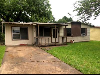 Garland Single Family Home For Sale: 713 Seneca Drive