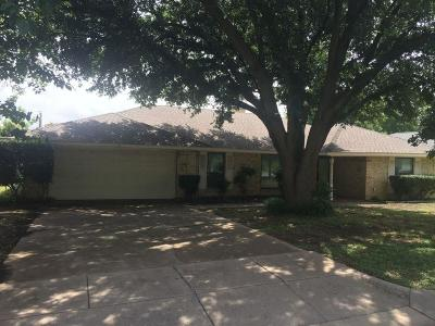 Single Family Home For Sale: 6805 Winchester Court