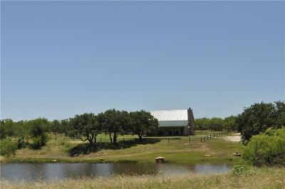 Cisco TX Farm & Ranch For Sale: $725,000