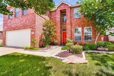 McKinney Single Family Home For Sale: 6324 Charles Trail