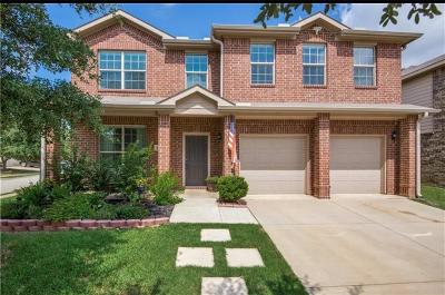 Denton Single Family Home For Sale: 3908 Cliffside Drive