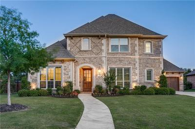 Keller Single Family Home For Sale: 690 Clear Brook Drive