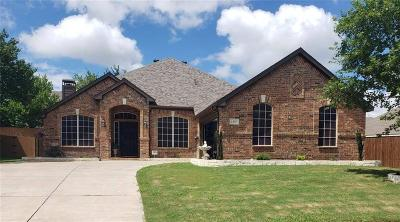 Keller Single Family Home Active Option Contract: 1307 Clear Springs Drive