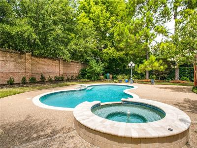 Colleyville Single Family Home For Sale: 7206 Belle Meade Drive