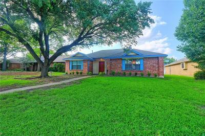 Mesquite Single Family Home For Sale: 705 Whitewing Drive