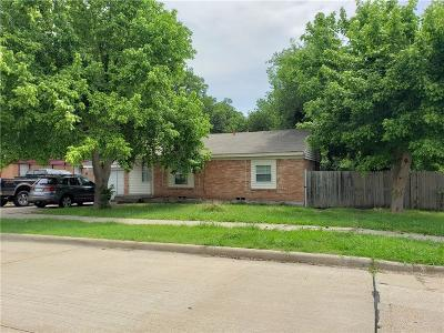 Garland Single Family Home For Sale: 3017 Browne