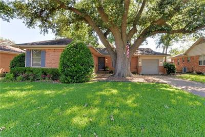 Single Family Home For Sale: 9211 Liptonshire Drive
