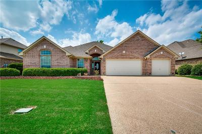 Mansfield Single Family Home For Sale: 4195 Stonebriar Trail