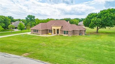 Parker County Single Family Home For Sale: 100 Foxpointe Circle