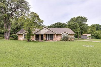 Colleyville Single Family Home For Sale: 7300 Overland Trail
