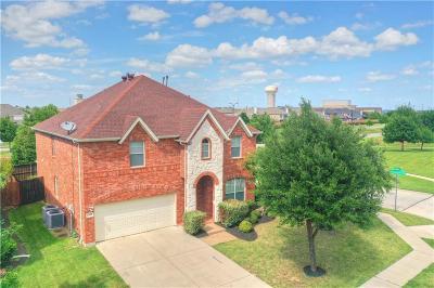 Denton County Single Family Home For Sale: 2280 Stuttgart Drive