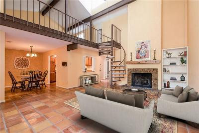 Dallas Townhouse For Sale: 9712 Amberton Parkway